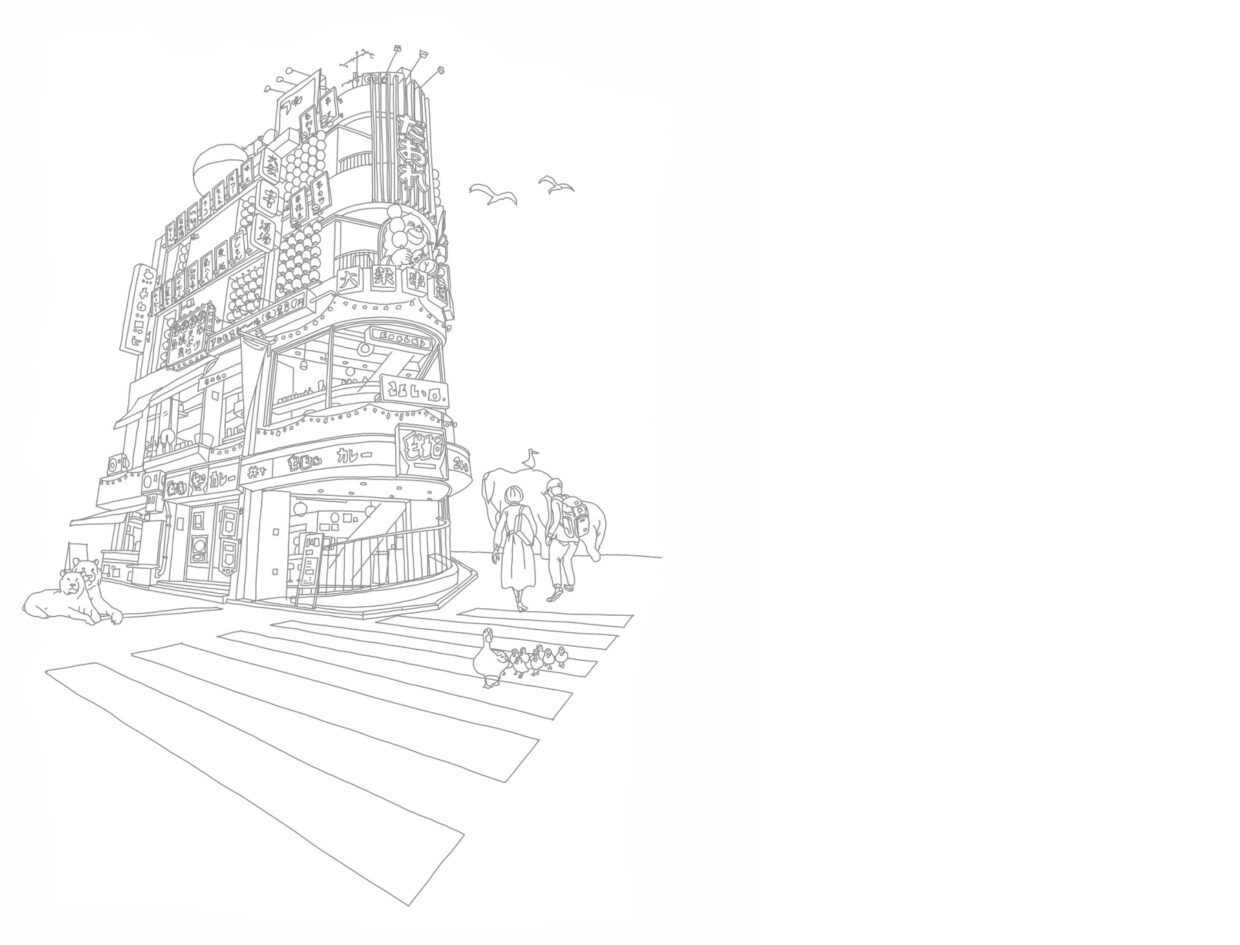 architecture image sketchs 01